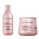 Pachet Special L'Oréal Professionnel Serie Expert Vitamino Color, Sampon + Masca